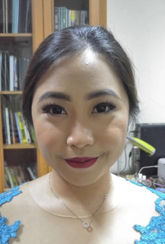 Ms. Marsha as Bridesmaid
