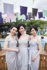 Patricia's Bridesmaids