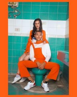 The A Models x Haqi Cahya