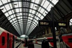 Kings Cross Platform